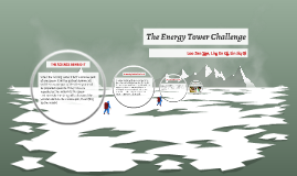 Energy Tower Challenge