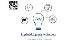 Prąd elektryczny w cieczach