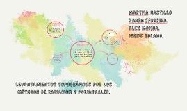 Copy of LEVANTAMIENTOS TOPOGRÁFICOS POR LOS MÉTODOS DE RADIACIÓN Y P