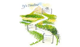 Ty's Timeline