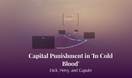 Capital Punishment in 'In Cold Blood'
