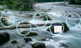 Volatilization of Benzene in a River