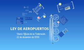 Copy of Ley de Aeropuertos