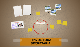 TIPS DE TODA SECRETARIA