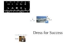 Dress for Success 2