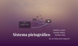 sistema pictografico