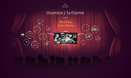Copy of Guernica, de Pablo Picasso y su importancia simbolica