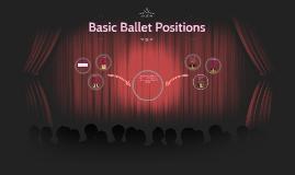 Basic Ballet Positions