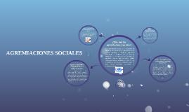 AGREMIACIONES SOCIALES