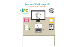 Copy of resume workshop
