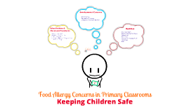 Food Allergy Concerns in Primary Classrooms