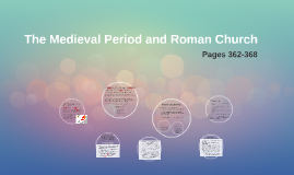Ch. 14: 1. The Medieval Period and Roman Church