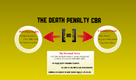 Copy of Death Penalty CBA