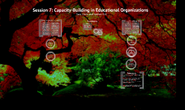 Session 7: Capacity-Building in Educational Organizations