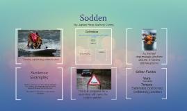 Sodden: Backup