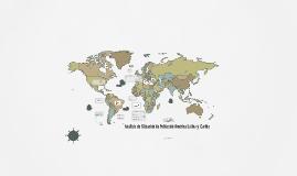 Análisis de Situación de Población