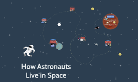 How Astronauts Live in Space