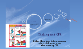 Copy of Choking and CPR