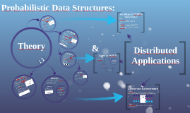 Probabilistic Data Structures: Theory and