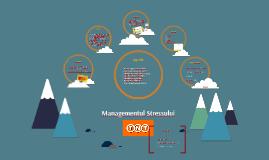 Managementul Stressului