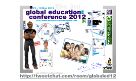 Global Education Conference 2012