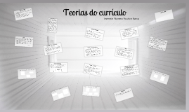 Copy of Teorias do currículo