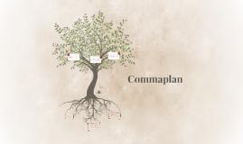 Commaplan