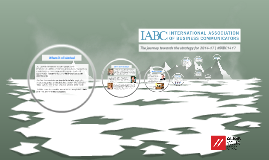 #IABC1417: the journey towards the 2014-17 IABC strategy
