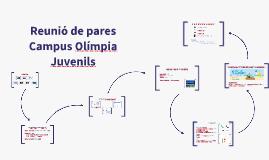 JUVENILS- Campus Olímpia