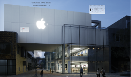 Newcastle Apple Store - Marketing Implementation Plan