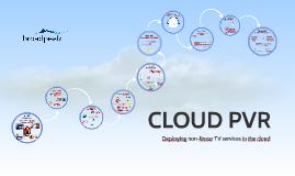 [IBC17] Broadpeak - Cloud PVR