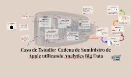 Copy of Caso de Estudio:  Cadena de Suministro de Apple utilizando A