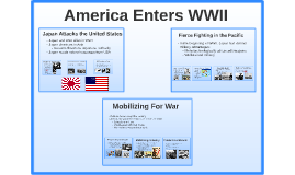 America Enters WWII