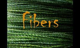 Forensic Science: Fibers