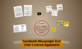 Consumer News: Facebook Messenger Terms of Service