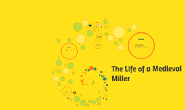 Copy of The Life of a Medieval Miller