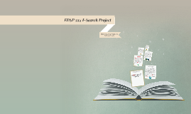 EDSP 224 I-Search Project