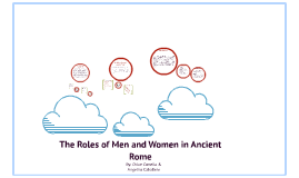 The Role of Men in Ancient Rome