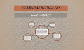 CALENDARIO JULIANO