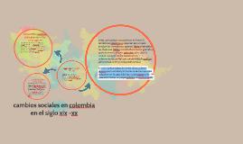 Copy of cambios sociales en colombia en el siglo xix -xx