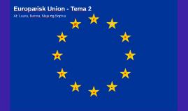 EU - Tema 2