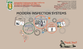 MODERN INSPECTION SYSTEMS