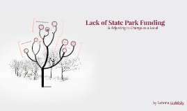 Lack of State Park Funding