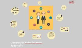 Generación Baby Boomers 1945-1964