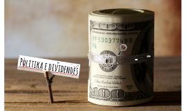 Politika e dividendës