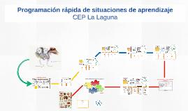 Programación rápida de situaciones de aprendizaje- LL.EE