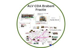 ALV CDA Brabant