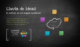 Plantilla Mapas Mentales de Sandra Molano