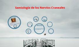 Semiología de los Nervios Craneanos