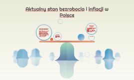 Aktualny stan bezrobocia i inflacji w Polsce